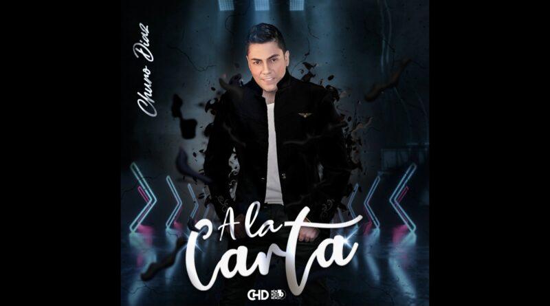 Churo Díaz presenta su 'A la carta'